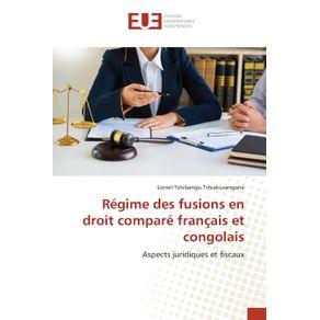 Regime-des-fusions-en-droit-compare-francais-et-congolais