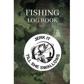 Fishing-Log-Book