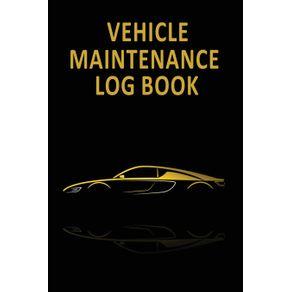 Vehicle-Maintenance-Log-Book