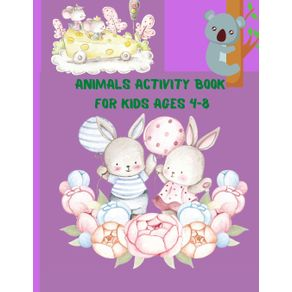 Animals-Activity-Book-for-Kids-ages-4-8