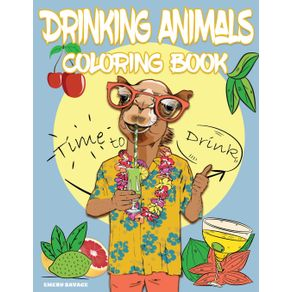Drinking-Animals-Coloring-Book-with-Cocktail-Recipes