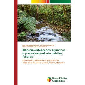 Macroinvertebrados-Aquaticos-e-processamento-de-detritos-foliares