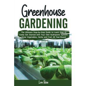 Greenhouse-Gardening