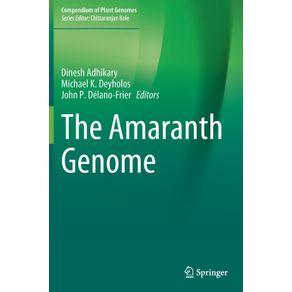 The-Amaranth-Genome