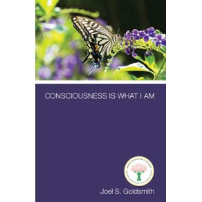 Consciousness-Is-What-I-Am