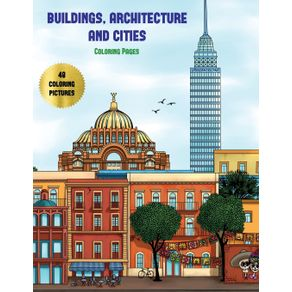 Buildings-Architecture-and-Cities-Coloring-Pages