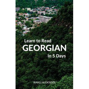 Learn-to-Read-Georgian-in-5-Days