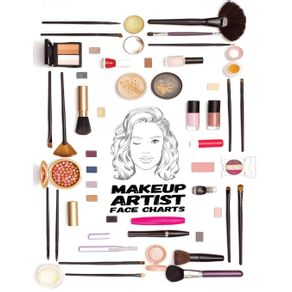 Makeup-Artist-Face-Charts