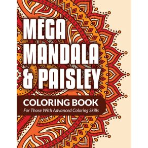 Mega-Mandala---Paisley-Coloring-Book