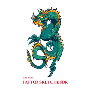 Tattoo-Sketchbook--200-pages-