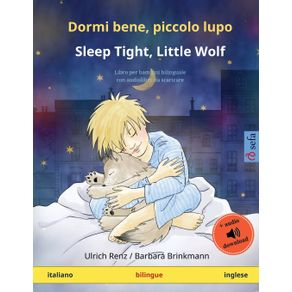 Dormi-bene-piccolo-lupo---Sleep-Tight-Little-Wolf--italiano---inglese-