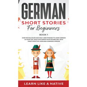 German-Short-Stories-for-Beginners-Book-1