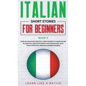 Italian-Short-Stories-for-Beginners-Book-5