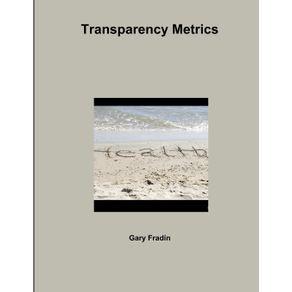 Transparency-Metrics