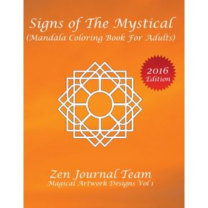 Signs-of-The-Mystical--Mandala-Coloring-Book-For-Adults-