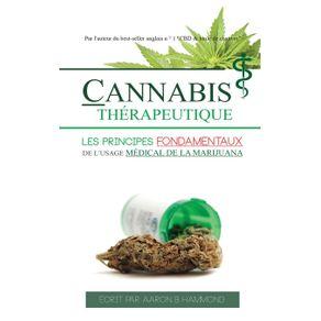 Cannabis-Therapeutique