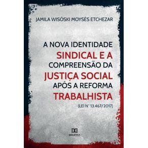 A-nova-identidade-sindical-e-a-compreensao-da-justica-social-apos-a-reforma-trabalhista--Lei-n°-13.467-2017-