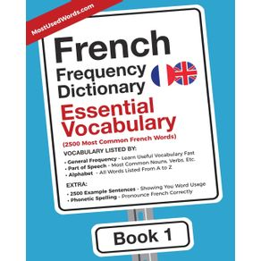 French-Frequency-Dictionary---Essential-Vocabulary