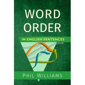 Word-Order-in-English-Sentences