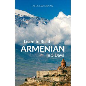 Learn-to-Read-Armenian-in-5-Days