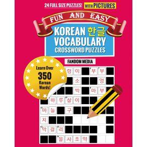 Fun-and-Easy-Korean-Vocabulary-Crossword-Puzzles