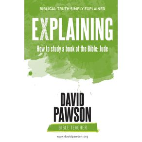 EXPLAINING-How-to-study-a-book-of-the-Bible