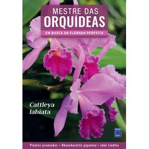 Mestre-das-Orquideas---Volume-1--Cattleya-labiata