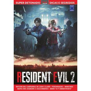 Super-Detonado-Game-Master-Dicas-e-Segredos---Resident-Evil-2