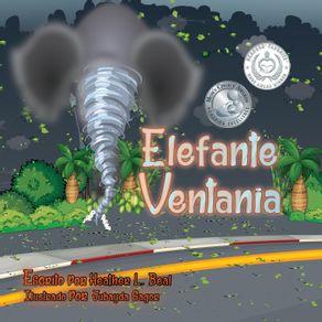 Elefante-Ventania--Portuguese-Edition-