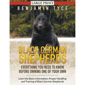 Black-German-Shepherds