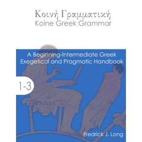 Koine-Greek-Grammar