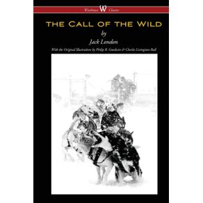 The-Call-of-the-Wild--Wisehouse-Classics---with-original-illustrations-