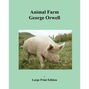 Animal-Farm---Large-Print-Edition