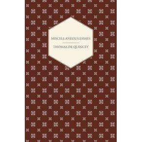 Miscellaneous-Essays