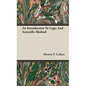 An-Introduction-To-Logic-And-Scientific-Method