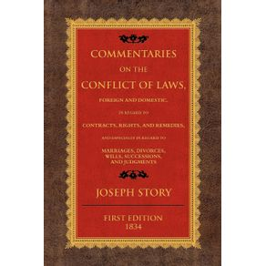 Commentaries-of-the-Conflict-of-Laws