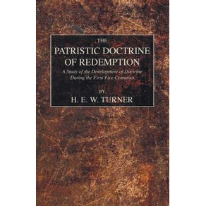 The-Patristic-Doctrine-of-Redemption