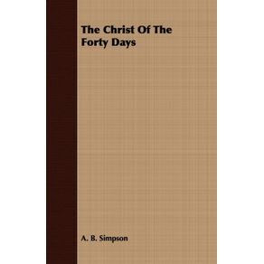 The-Christ-Of-The-Forty-Days