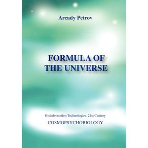 Formula-of-the-Universe--Cosmopsychobiology-