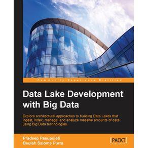 Data-Lake-Development-with-Big-Data