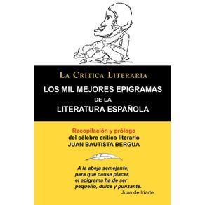 Los-Mil-Mejores-Epigramas-de-La-Literatura-Espanola-Juan-B.-Bergua-Coleccion-La-Critica-Literaria-Por-El-Celebre-Critico-Literario-Juan-Bautista-Ber