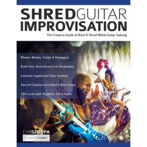 Shred-Guitar-Improvisation