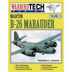 Martin-B-26-Marauder---Warbirdtech-Vol-29