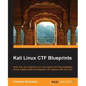 Kali-Linux-CTF-Blueprints