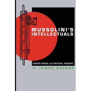 Mussolini-s-Intellectuals