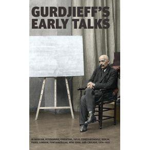 Gurdjieff-s-Early-Talks-1914-1931