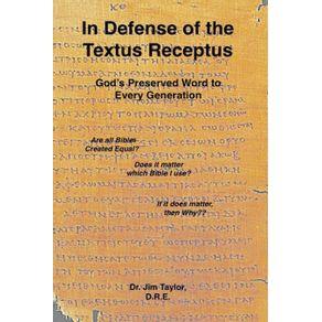 In-Defense-of-the-Textus-Receptus