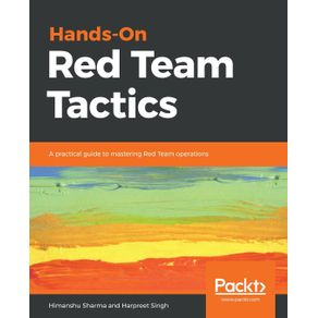 Hands-On-Red-Team-Tactics