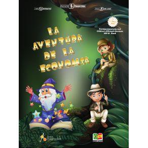 La-Aventura-de-la-economia--Livro-Bilingue-Espanhol-Portugues-de-Educacao-financeira-para-criancas