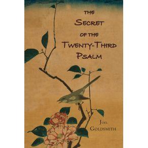 The-Secret-of-the-Twenty-Third-Psalm
